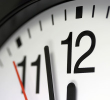 Is your time running out?